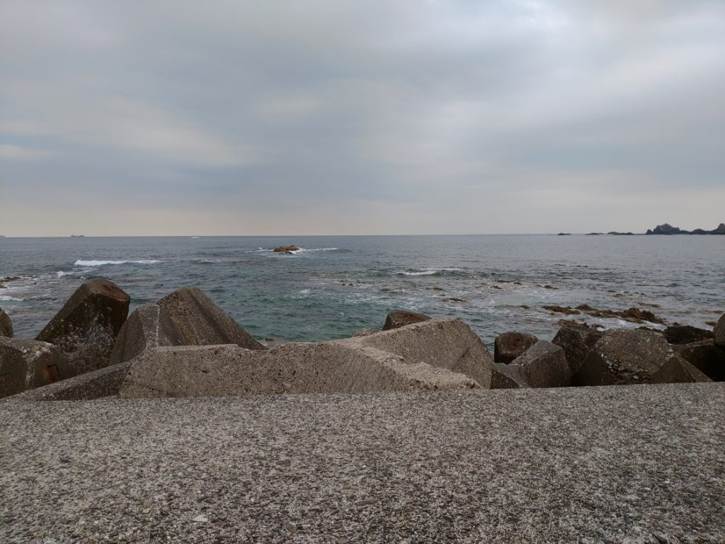 萩尾漁港エギングテトラ
