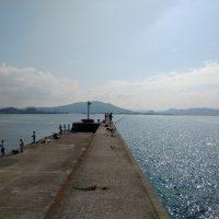 田ノ浦漁港 堤防先端
